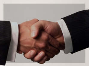 handshaking over the deal of gap analysis